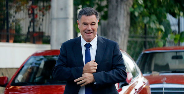 Ossandón fustiga nuevamente a Piñera:
