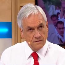 """El rechazo de Piñera a la huelga feminista: """"Es un error cuando tratan de instrumentalizar una noble causa"""""""