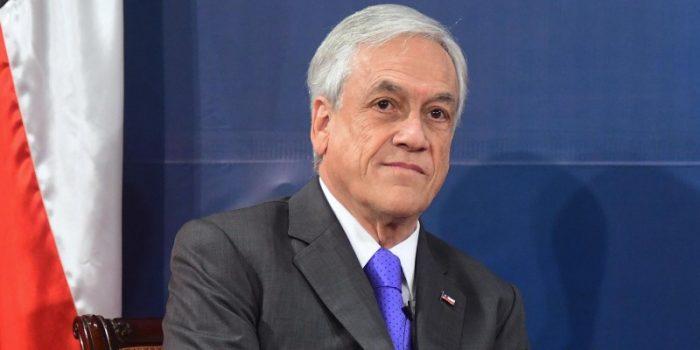 Piñera insiste con Venezuela: