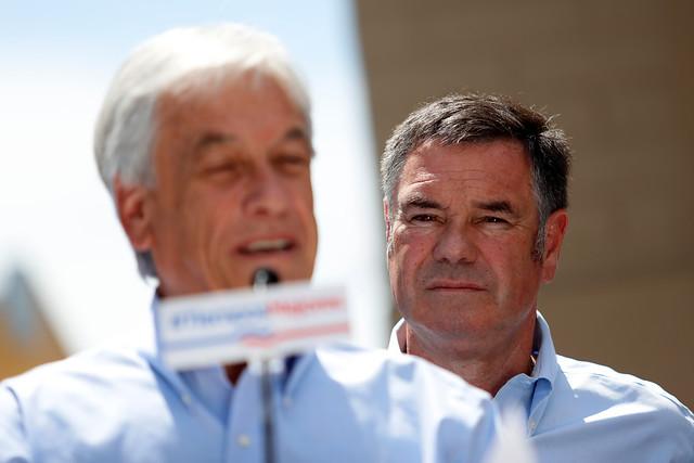 Ossandón le receta diazepam a Piñera y sale al paso de los llamados a actuar con lealtad