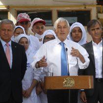 Piñera sale al rescate de la reforma tributaria y se enfrenta a la oposición para conseguir la idea de legislar
