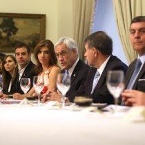 Piñera entra al juego para tratar de salvar su reforma tributaria en el Congreso