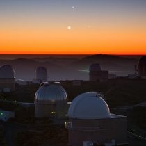 Observatorio La Silla y el Universo celebran sus bodas de oro