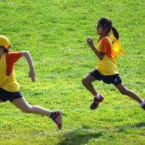 Actividad física en escolares