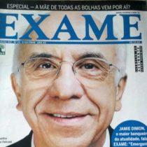 BTG Pactual compra la revista Exame en Brasil abriendo una nueva veta en el banco de inversión