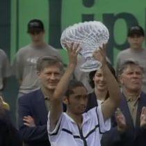 Un día como hoy: hace 21 años Marcelo Ríos alcanzaba el número 1 del mundo