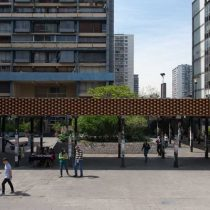 Los arquitectos de Allende