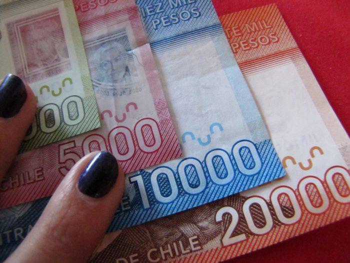Sueldo mínimo llega a $301 mil: Marzo parte con aumento de 13 mil pesos