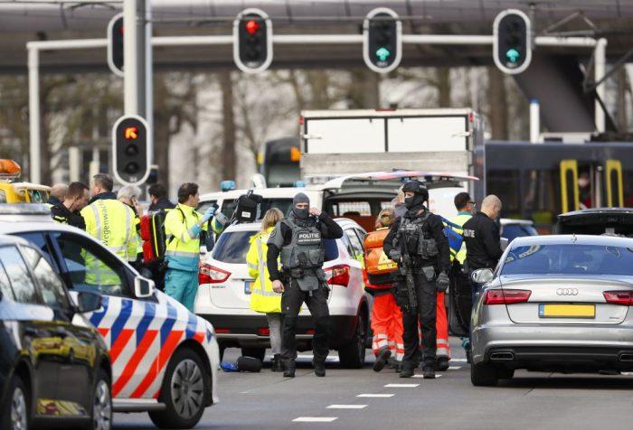 Holanda: despliegan unidad antiterrorista tras tiroteo que dejó varios heridos en Utrecht