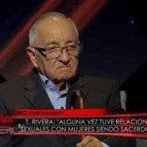 Sacerdote Tito Rivera se victimiza y niega denuncias en su contra: es