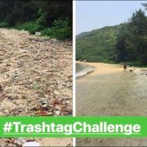 Trashtag Challenge: el desafío viral que se preocupa por el medioambiente
