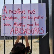 Rector Sánchez defiende desalojo de toma feminista en la UC: