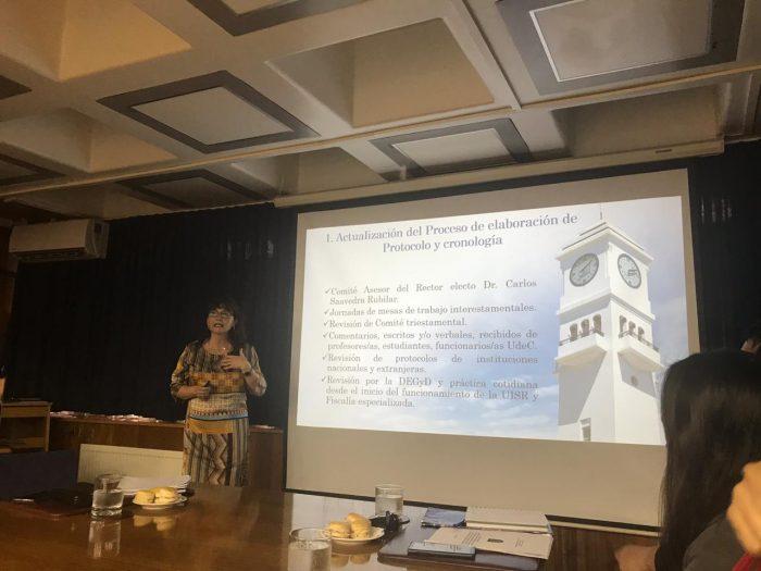 Día histórico en la Universidad de Concepción: aprueban protocolo contra acoso, violencia y discriminación