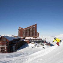 Informe PDI reveló que centro de esquí Valle Nevado contaminó con coliformes fecales el río Mapocho