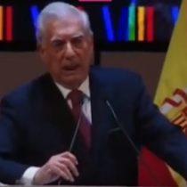 Vargas Llosa envía mensaje a López Obrador defendiendo a los indios mexicanos