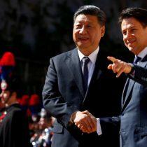 Italia y China firman principio de acuerdo para respaldar la Nueva Ruta de la Seda