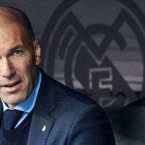 Zidane regresa para dirigir al Real Madrid en lugar de Santiago Solari