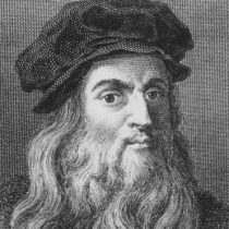 La obra que demuestra que Leonardo Da Vinci era ambidiestro