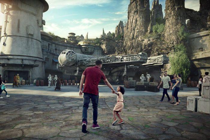 Se agotan habitaciones para apertura de Star Wars en Disney