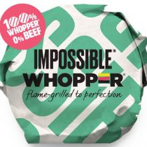 Burger King prueba la carne vegetal con Impossible Whooper