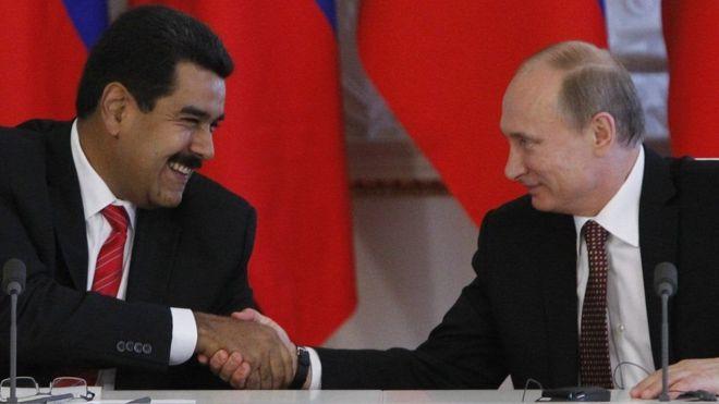 Crisis en Venezuela: por qué la presencia militar de Rusia en el país sudamericano desafía las viejas reglas de la Guerra Fría
