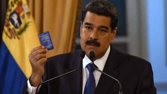 Maduro destituye al ministro de Energía Eléctrica en plena crisis por los apagones en Venezuela