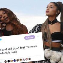 """""""¿Ariana Grande bisexual?"""": la fascinación por la sexualidad de las actuales estrellas del pop"""
