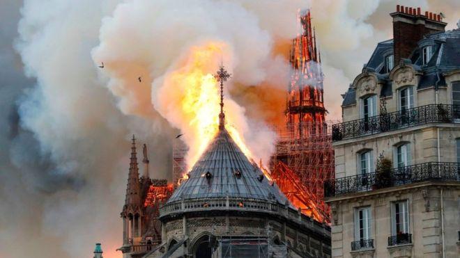 Incendio en Notre Dame: 3 razones por las que la catedral de París es un ícono de Francia y de la cultura europea