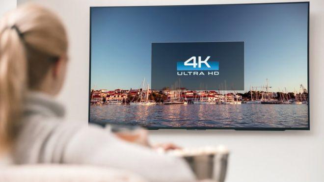 ¿Puede el ojo humano apreciar un televisor 4K?