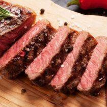 Por qué comer incluso un poco de carne roja