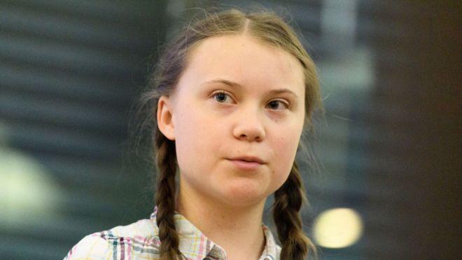 Greta Thunberg y las huelgas escolares contra el cambio climático: