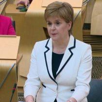 Brexit: la primera ministra de Escocia, Nicola Sturgeon, quiere celebrar otro referendo de independencia si Reino Unido abandona la Unión Europea