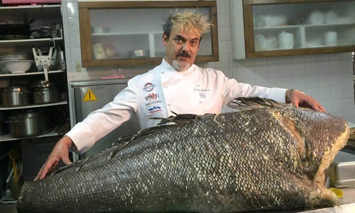 """""""Vendía salmón industrial por desconocimiento, pero ahora tengo la obligación de eliminarlo del menú"""""""