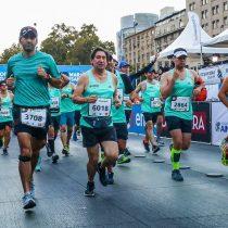 La Maratón de Santiago contará con vasos reciclables en sus puntos de hidratación