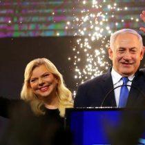 Netanyahu encabeza ajustado recuento en Israel