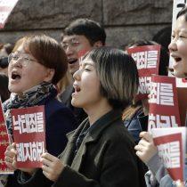 Corea del Sur se encamina a legalizar el aborto antes de finales de 2020