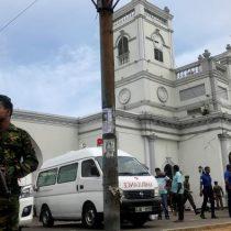 Al menos 207 muertos en una serie de atentados en Sri Lanka
