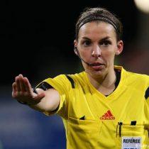 Buena nota para debut de árbitra en la liga francesa