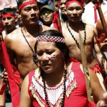 Unos 900 indígenas venezolanos huyeron de la violencia y la minería ilegal
