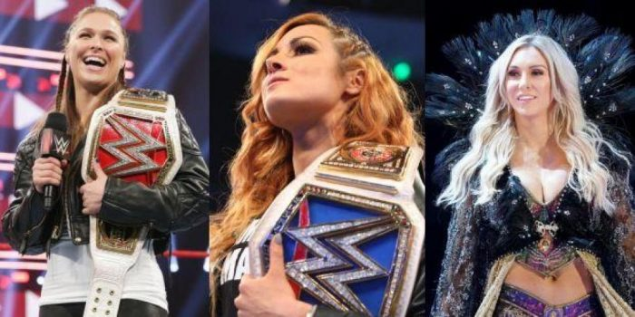 WrestleMania logra recaudación histórica con participación femenina en lucha libre
