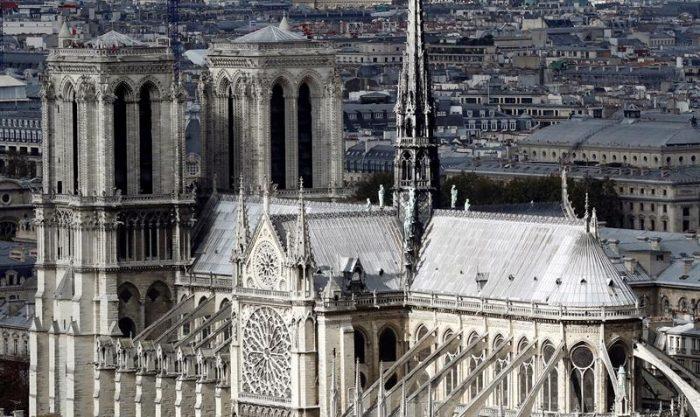 NotreDamede París, una joya gótica que ha inspirado a escritores y artistas