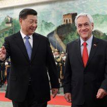 Piñera comienza su visita a China con firma de plan para impulsar relaciones