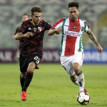 Dulce venganza: hinchas de Palestino recordaron el paso de River por la B, pero estos vencieron 0-2 y los eliminaron de la Copa Libertadores