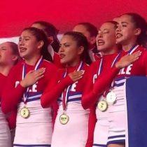 Campeonas del mundo: Team Chile se lleva el oro en competencia mundial de cheerleaders