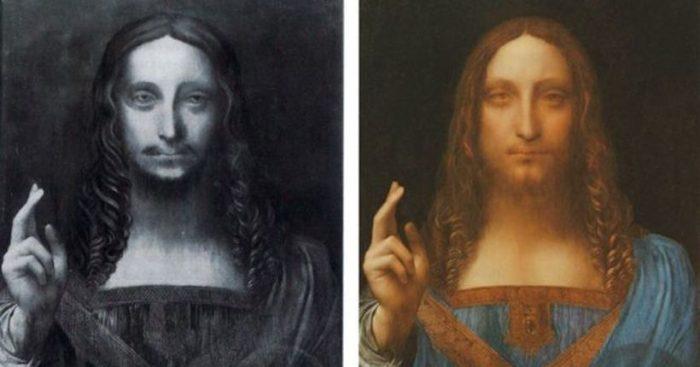 """Salvator Mundi"": la misteriosa desaparición del cuadro atribuido a Leonardo da Vinci valorado en US$450 millones"