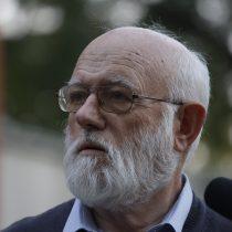 Celestino Aós solicitó al Papa Francisco que nombre obispos auxiliares para Santiago