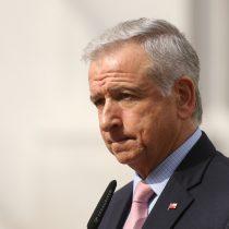 Ministro Larraín descartó dividir proyecto de reforma tributaria:
