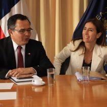 Ministra Schmidt ofreció detalles del plan de descontaminación de Quintero, Puchuncaví y Concón