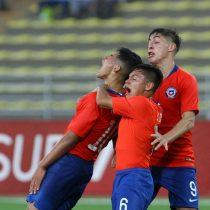 Único líder: Chile se toma revancha y vence a Ecuador en primera fecha del hexagonal final del Sudamericano Sub 17
