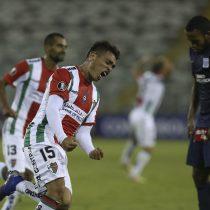 Copa Libertadores: Palestino gana a Alianza de Lima y escala en el grupo A